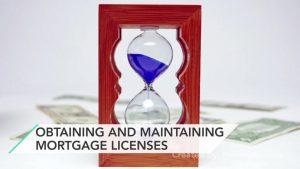 License Maintenance
