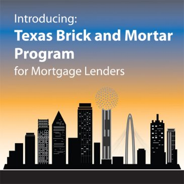 Texas Brick and Mortar Program